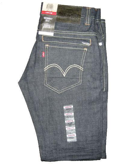 Levis 511 Jeans  Rigid (8110002)  $5199  Levis 501