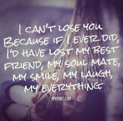 I Can't Lose You Quotes