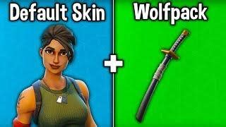 Maybe you would like to learn more about one of these? 10 MOST TRYHARD SKINS In FORTNITE! (These Players Sweat!)