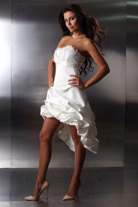 brautkleider bestellen die schönsten brautkleider vorne kurz hinten lang bestellen kleiderfreuden