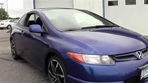 2007 Honda Civic Si Manual 6h140450a