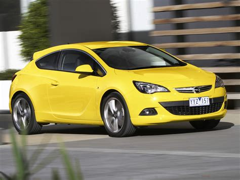 Opel Astra Gtc 100153