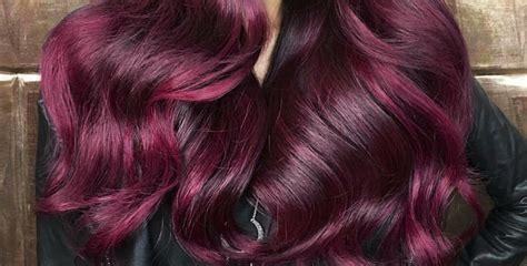 Cheveux rouge framboise  bien ru00e9ussir sa coloration framboise