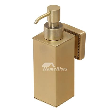 toilet soap dispenser gold bathroom soap dispenser home ideas