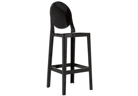 chaise assise 65 cm kartell one more bar stool back barstool by philippe