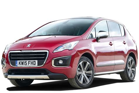 Peugeot Car : Peugeot 3008 Mpv Review
