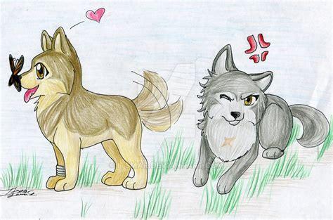 Wolfs Rain Chibi Favourites By Sakurastar0660 On Deviantart
