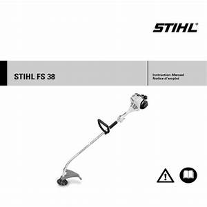 Stihl Fs 38 Parts Diagram