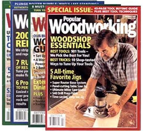 woodwork magazines   build  amazing diy