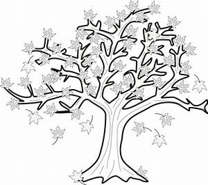 Fall Tree | Free Coloring Pages on Art Coloring Pages