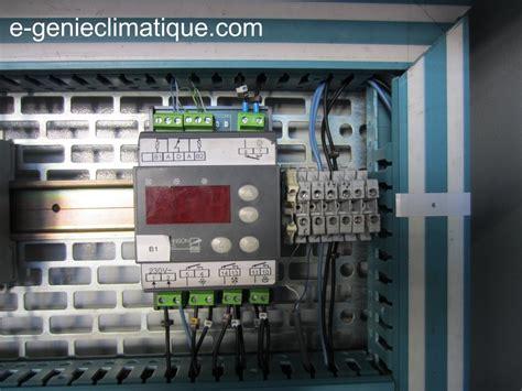 schema electrique chambre froide froid19 montage 3 chambre froide négative partie