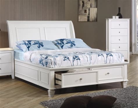 white size bed with storage other bedroom s mood booster size headboard 20980