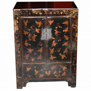 Chinese, Bedside, Table