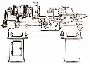 Tailstock Lathe Machine Diagram, Tailstock, Get Free Image ...