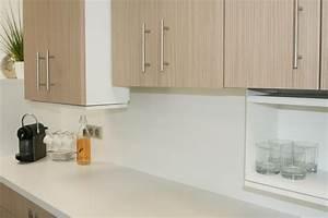 cuisine adaptee pmr avec modulhome With hauteur des meubles haut cuisine