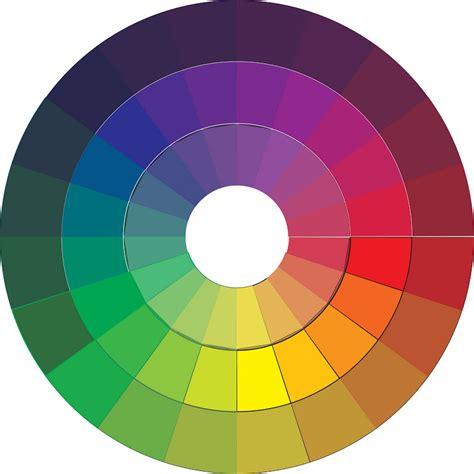 free printable color wheel template 10 image colorings net