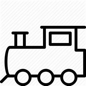Image Gallery locomotive outline