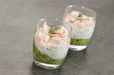 cuisine az verrines verrine de concombre et saumon fumé cuisine az