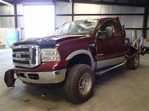 Used Parts 2005 Ford F250 Lariat 6 0l V8 Diesel Engine