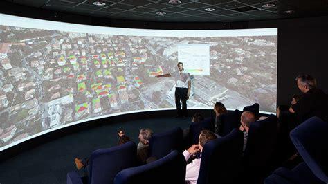 salle immersive le corbusier plateformes d essais cstb