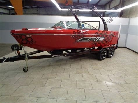 New Boat Gps by Epic 21v Wakeboard Boat New Factory Warranty Tower