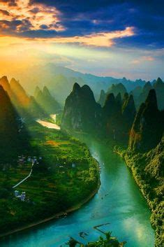 beautiful pictures  incredible places china rice
