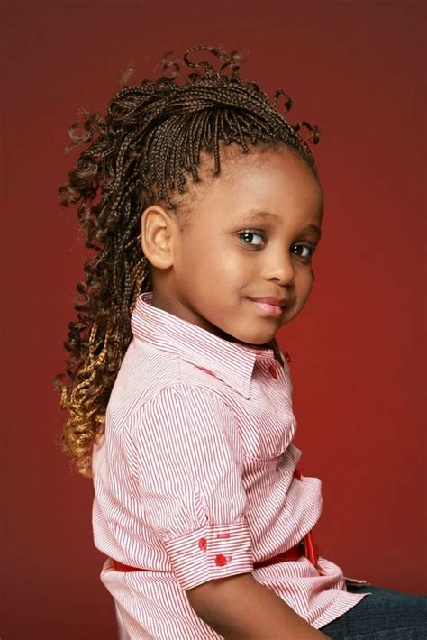 32 Cool and Cute Braids for Kids with Images Beautified