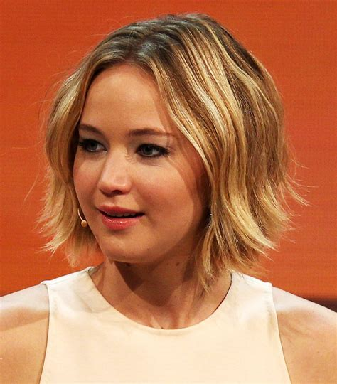 Jennifer Lawrence Short Haircut   Hairstyle Archives