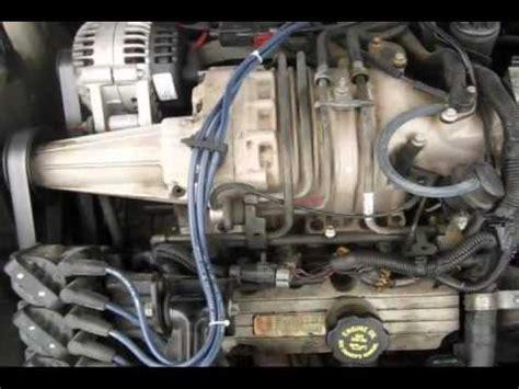 how cars engines work 2003 pontiac grand prix head up display loud engine noise from 1997 pontiac grand prix gtp youtube