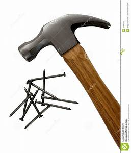 Nail And Hammer Clipart - Clipart Suggest