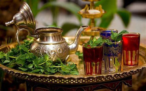 marokkaanse thee recept marokkaanse thee