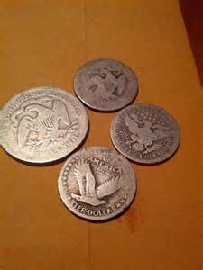 Standing Liberty Silver Coin
