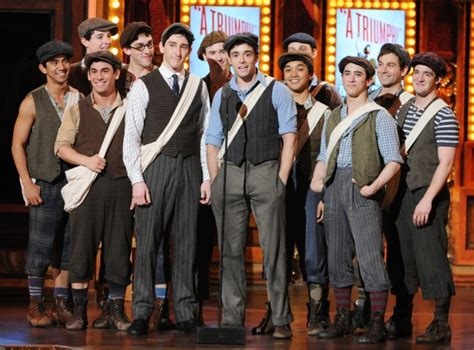Extra! Extra! Broadway musical 'Newsies' set to close ...