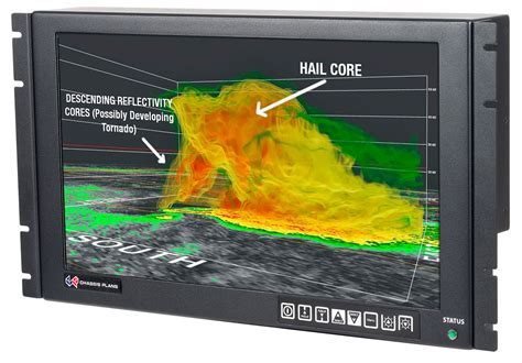 Rugged Military-grade Wide-screen Touch Screens & Monitors