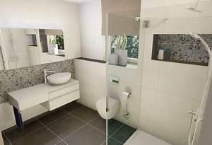 Fliesen Für Kleine Bäder : badezimmer ideen kleines bad ~ Bigdaddyawards.com Haus und Dekorationen
