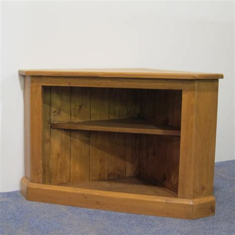 antique pine tv small pine corner tv stand with storage h72451