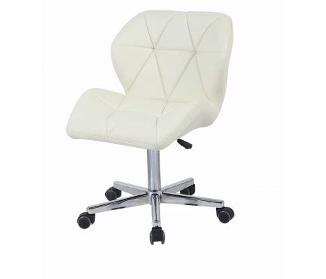 modern uranus padded swivel faux leather computer