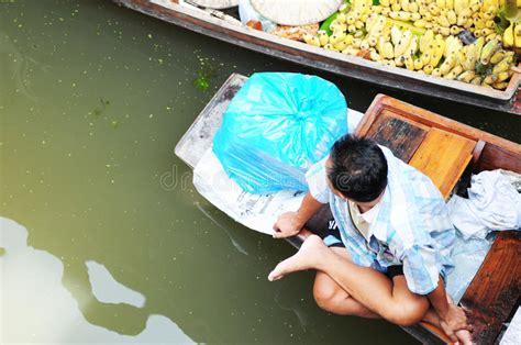 floating market stock image image  gift bazaar