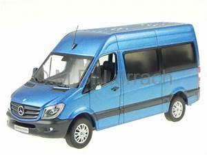 Class Auto Vl : mercedes benz sprinter station wagon blue diecast model car premc 1 43 ebay ~ Gottalentnigeria.com Avis de Voitures