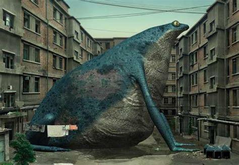 colossal urban creatures animal regulation   liu