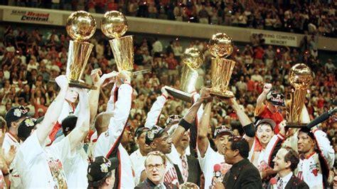 NBA Retro: Bulls win fifth championship | NBA News | Sky ...