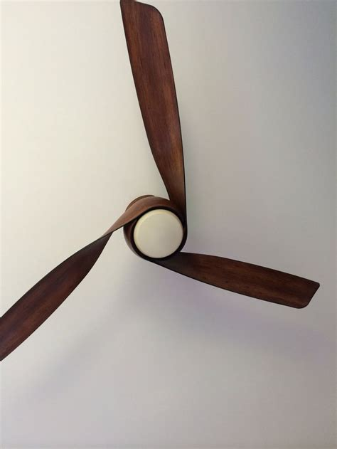 sculpture of install a mid century modern ceiling fan that