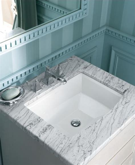 kohler k 2355 ny dune archer 17 5 8 quot undermount bathroom sink with overflow faucetdirect