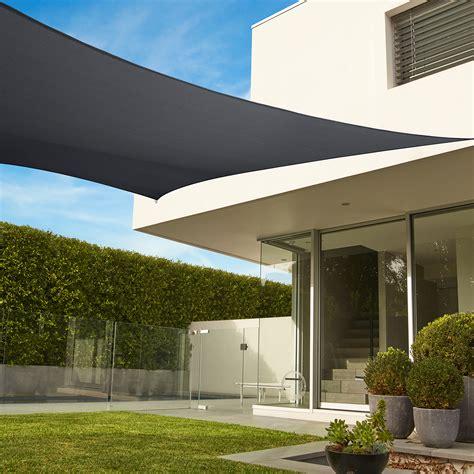commercial grade rectangle shade sail coolaroo