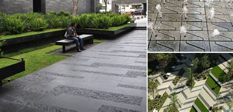 pavement landscape design 10 projects that show us how to use paving in landscape design