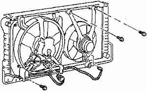 How To Remove Radiator On 1992 Pontiac Bonneville