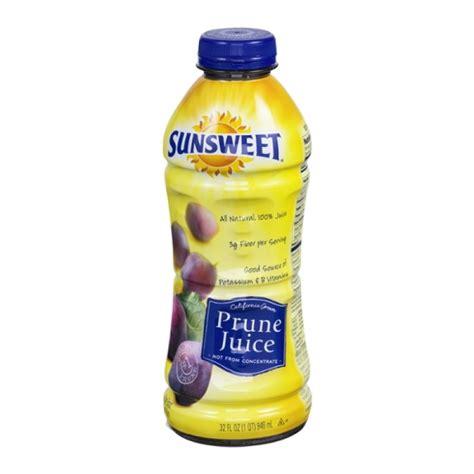 Sunsweet Amazin Prune 340g sunsweet amazin prune juice 32 fl oz beverages