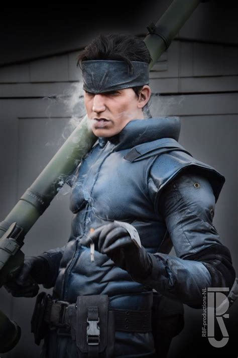 l shades metal gear solid s solid snake brought to