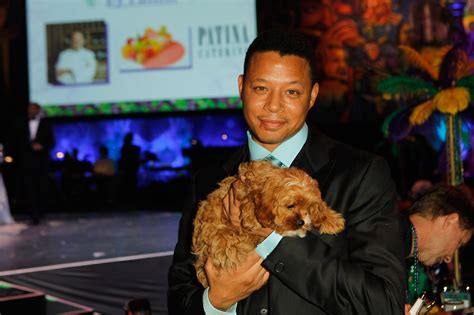 puppy love  terrence howard  alfred mann gala