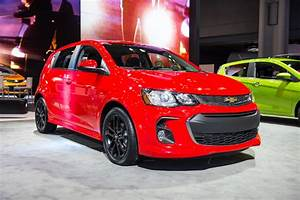 Rear Camera Now Standard On 2017 Chevy Sonic | GM Authority